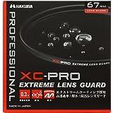 HAKUBA 67mm レンズフィルター XC-PRO 高透過率 撥水防汚 薄枠 日本製 レンズ保護用 CF-XCPRLG67