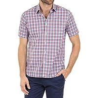 Blazer Men's Ian Short Sleeve Check Shirt
