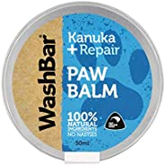 Paw Moisturiser for Dogs, Dog Balm with All Natural Ingredients to Repair Dry Cracked Paws, New Zealand Made