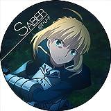 Fate/stay night Heaven's Feel セイバー ポリカバッジ