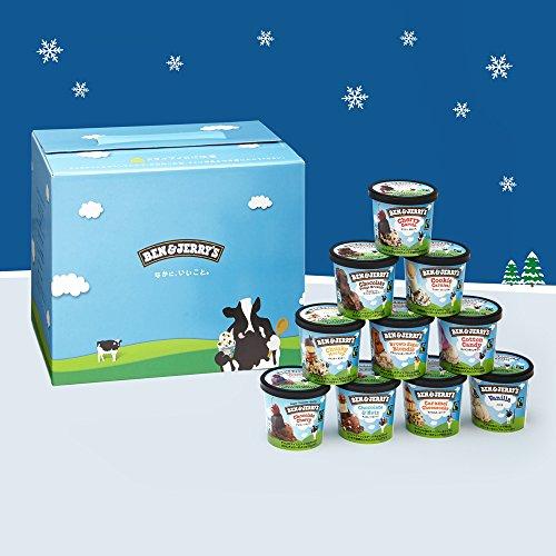 ベン&ジェリーズ アイスクリーム ギフトセット ユニリーバ・ジャパン