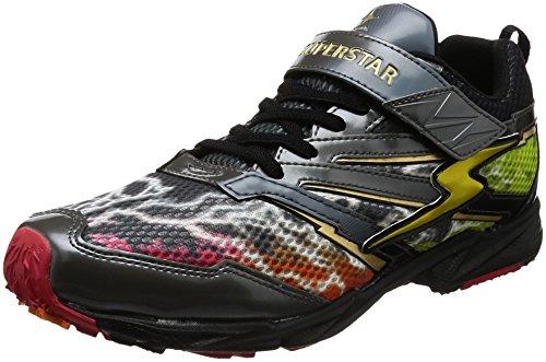[スーパースター] 運動靴 マジック 軽量 19,25cm(0.5cm有) 2E キッズ 男の子 SS J796 レインボー 22.0 cm SS  J796子どもたちの「速く走りたい」という想いから生まれた