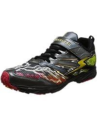 [スーパースター] 運動靴 通学履き バネのチカラ パワーバネ バネ 軽量 カップインソール SS J796