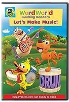 Wordworld: Let's Make Music [DVD] [Import]
