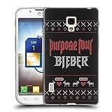 オフィシャル Justin Bieber Purpose Tour クリスマス・ニット ソフトジェルケース LG Optimus L7 II Dual P715