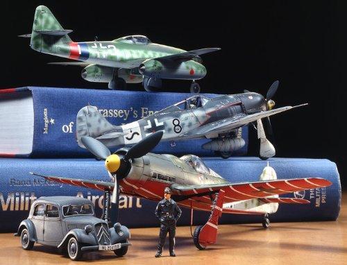 1/48 限定 ドイツ迎撃機 「本土防空戦」セット 89769
