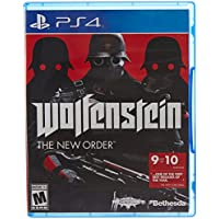 Wolfenstein: The New Order (輸入版:北米) - PS4