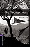 Oxford Bookworms Library: Level 4:: The Moonspinners (Oxford Bookworms ELT)