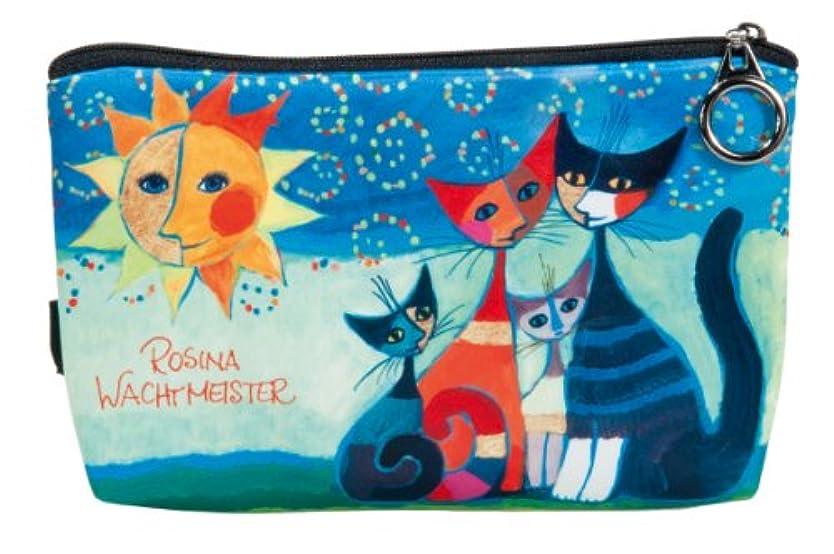 温帯換気する唯一フリドリン ロジーナ ウォッチマイスター 「幸せの瞬間」 ロジーナキャット 化粧ポーチ【19052】