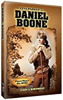 Daniel Boone: Cain's Birthday Parts 1 & 2 [DVD] [Import]