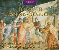 Telemann;Passions Oratorium