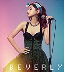 Tomorrow♪BeverlyのCDジャケット