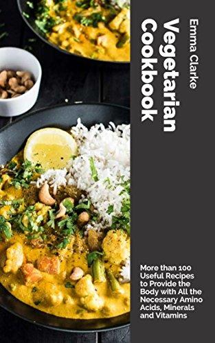 Vegetarian Cookbook: More than...