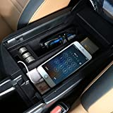 「2月6日より順次出荷対応」 レクサス NX ハイブリット アクセサリー カスタム パーツ LEXUS NX 200t 300h 用品 社外品 アームレスト内蔵ボックス LN121