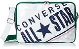 [コンバース] ショルダーバッグ エナメルショルダー Mサイズ C1612053 ホワイト/ケリー