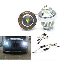 KUWAN®LEDヘッドライト エナジーグレード イカリング BMW E39/E60/E61に対応 2個入り