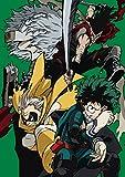 【Amazon.co.jp限定】「僕のヒーローアカデミア」2nd Vol.5(初回生産限定版) (全巻購入特典:「描き下ろし全巻収納BOX&オールマイトグッズセット」引換シリアルコード付) [Blu-ray]