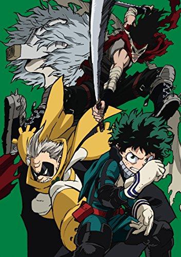 【Amazon.co.jp限定】「僕のヒーローアカデミア」2nd Vol.5(初回生産限定版) (全巻購入特典:「描き下ろし全巻収納BOX&オールマイトグッズセット」引換シリアルコード付) [DVD]