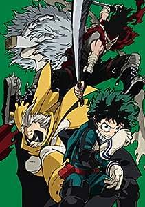 「僕のヒーローアカデミア」2nd Vol.5(初回生産限定版) [DVD]