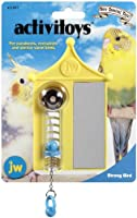 JW Pet Company Activitoy Strong Bird Small Bird Toy, Colors Vary by JW Pet
