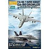 ハイスペックシリーズ vol.4 1/144 F/A-18E・F スーパーホーネット / EA-18G グラウラー 10個入りBOX