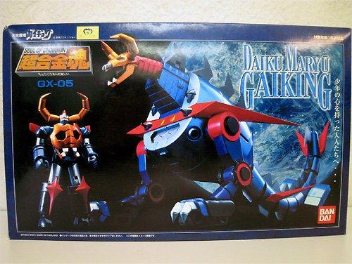 超合金魂 GX-05 大空魔竜ガイキング