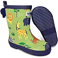 Penny Scallan Kids Gumboots Tall Wild Thing (Size AU5 - EU22)