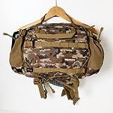 マウンテンスミス MOUNTAIN SMITH(マウンテンスミス)NYLON WAIST BAG ナイロンウエストバッグTOUR 9L カモフラ