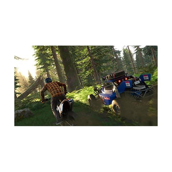 【PS4】ザ クルー2の紹介画像5