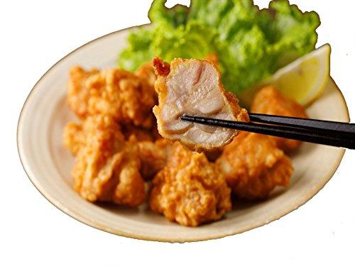 唐揚げ 冷凍食品 業務用 【こだわり鶏もも唐揚げ 1kg入り】メガ盛り 惣菜