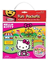 Colorforms Fun Pockets Hello Kitty Sticker Kit