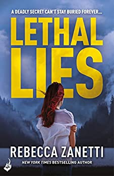Lethal Lies: Blood Brothers Book 2: A gripping, addictive thriller by [Zanetti, Rebecca]