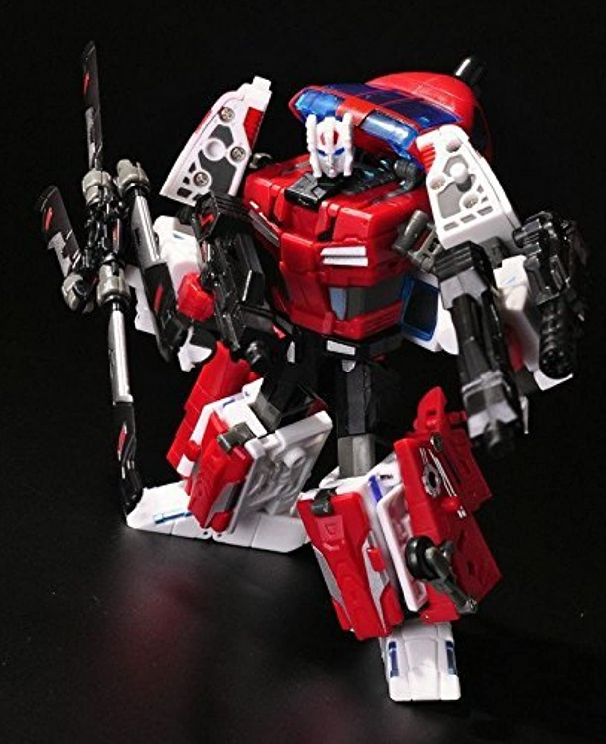 スターリングTransformers Prometheus Guardian verti-aidブレード図