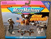Micro Machines Lunar Landing #18 Collection by Galoob Micromachines [並行輸入品]