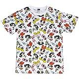 パワーパフガールズ Tシャツ パターン Mサイズ CNAP134