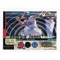 Andruw Jones - 2000 Upper Deck Holo GrFX #25 - 来日外国人(東北楽天) アンドリュー・ジョーンズ
