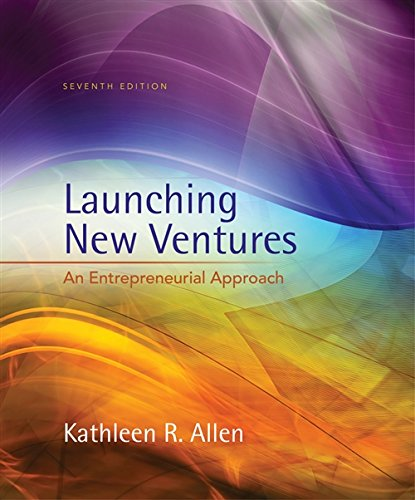 Download Launching New Ventures: An Entrepreneurial Approach 1305102509