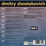 ショスタコーヴィチ:交響曲全集 (Shostakovish: Symphonies) 画像