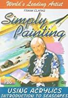 Using Acrylics Introduction to Seascapes [DVD] [Import]