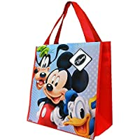 Reusable Tote Bag with Stickers