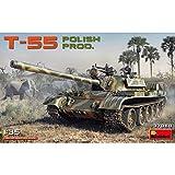 ミニアート 1/35 T-55 ポーランド製 プラモデル MA37068