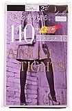 (アツギ)ATSUGI タイツ 110D アツギ タイツ (ATSUGI TIGHTS) 110デニール 〈2足組3セット〉 FP11102P 236 ダークブラウン S~M