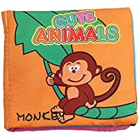 VWH Fabric Activity Cloth Book Educational Toys for Baby