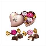 ゴディバ (GODIVA) ラッピングチョコレート ミニハート缶 5粒 【ホワイトデー数量限定】