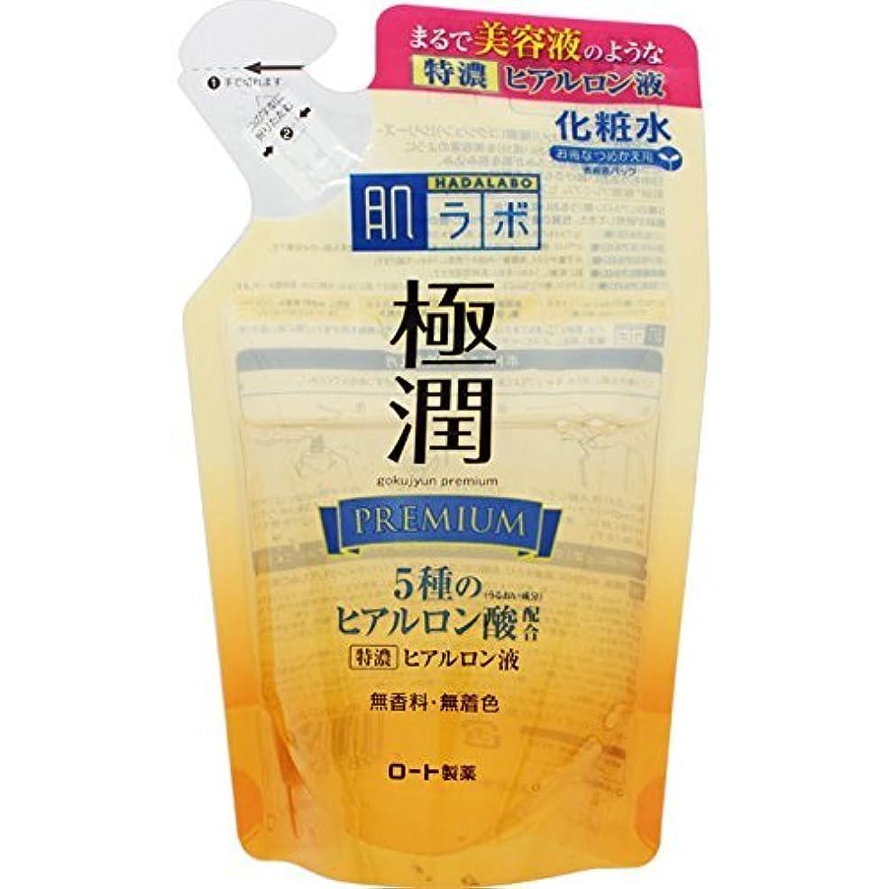 肌研 極潤プレミアム ヒアルロン液 つめかえ用 170mL
