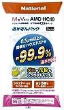 Panasonic 紙パック AMC-HC10 逃がさんパック(M型Vタイプ)(3枚入) AMC-HC10 / パナソニック