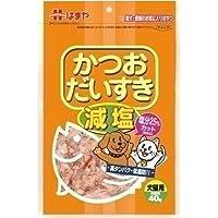 マルトモ 減塩かつおだいすき 40g × 30個【まとめ買い ケース販売】