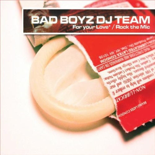 For Your Love (Party People) (Non Vocal Mix)