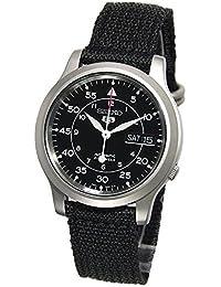 [セイコーインポート] SEIKO import 腕時計 海外モデル SNK809K2 ブラック メンズ [逆輸入] 簡易パッケージ品
