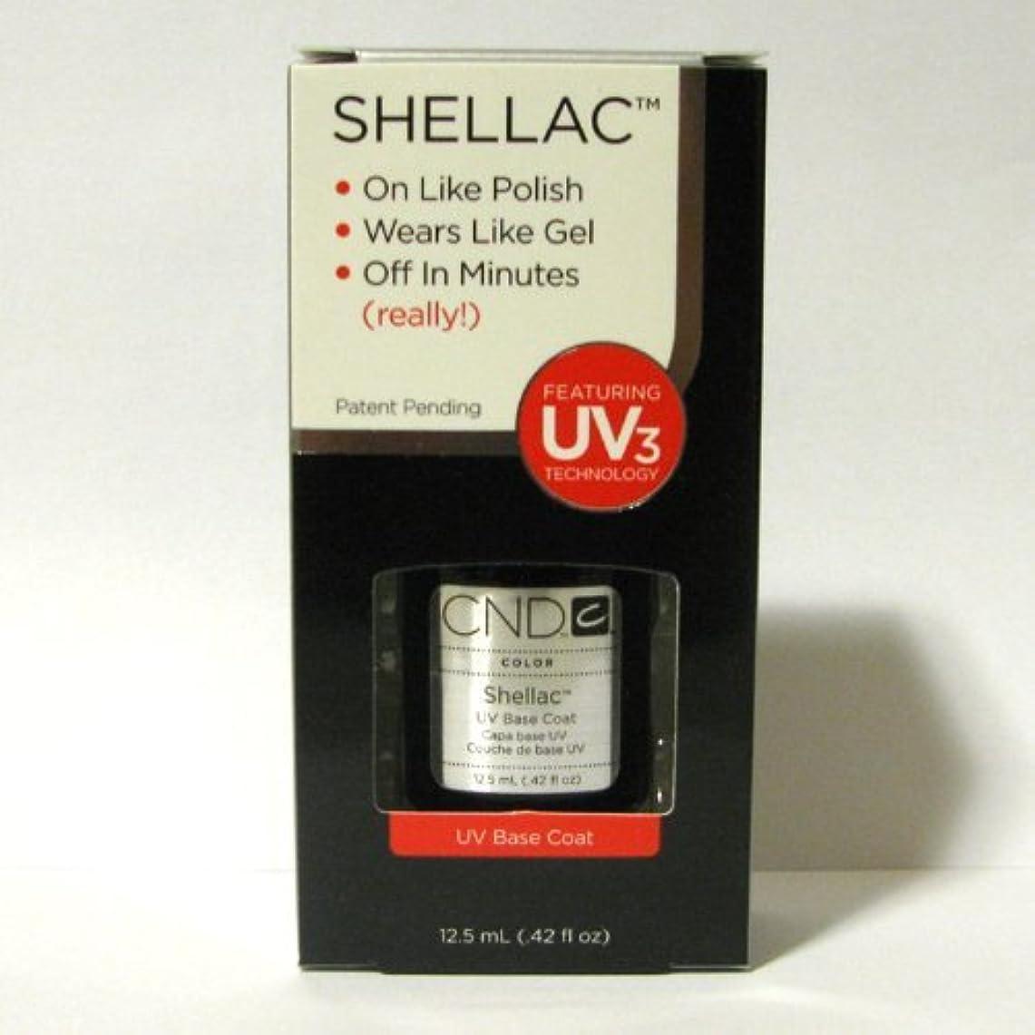 罹患率離れてフリルCND(シーエヌディー) シェラック UVベースコート12.5mL